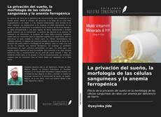Portada del libro de La privación del sueño, la morfología de las células sanguíneas y la anemia ferropénica