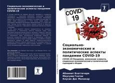 Социально-экономические и политические аспекты пандемии COVID-19的封面
