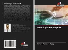 Tecnologia nello sport kitap kapağı