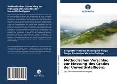 Capa do livro de Methodischer Vorschlag zur Messung des Grades der Umweltintelligenz