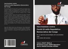Bookcover of Vaccinazione contro Covid-19 nella Repubblica Democratica del Congo