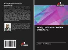 Portada del libro de Henry Dunant e l'azione umanitaria