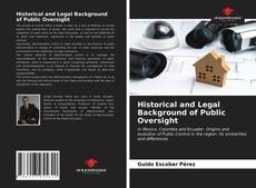 Historical and Legal Background of Public Oversight的封面