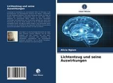 Capa do livro de Lichtentzug und seine Auswirkungen