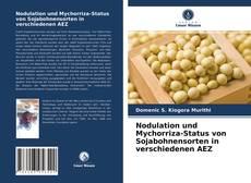 Capa do livro de Nodulation und Mychorriza-Status von Sojabohnensorten in verschiedenen AEZ