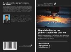 Bookcover of Recubrimientos por pulverización de plasma