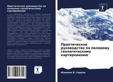 Практическое руководство по полевому геологическому картированию kitap kapağı