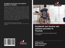 Copertina di Incidenti sul lavoro nel settore privato in Tunisia