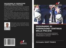 Copertina di PROGRAMMI DI FORMAZIONE CONTINUA DELLA POLIZIA