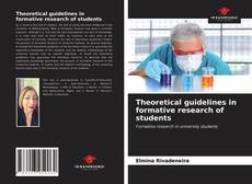Bookcover of Theoretical guidelines in formative research of students