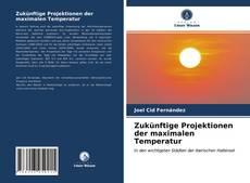 Bookcover of Zukünftige Projektionen der maximalen Temperatur