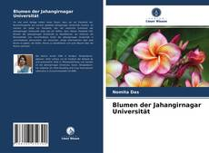 Blumen der Jahangirnagar Universität kitap kapağı