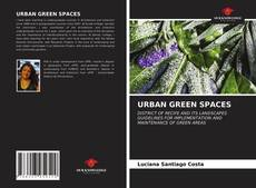 Bookcover of URBAN GREEN SPACES