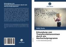 Erkundung von Transformationsreisen durch ein Hochschulprogramm kitap kapağı