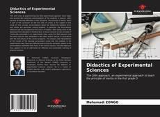 Обложка Didactics of Experimental Sciences