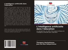 Borítókép a  L'intelligence artificielle dans l'éducation - hoz
