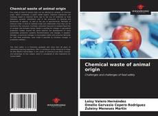 Borítókép a  Chemical waste of animal origin - hoz