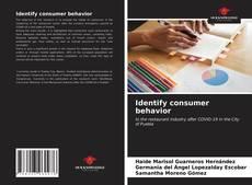 Borítókép a  Identify consumer behavior - hoz
