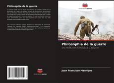 Portada del libro de Philosophie de la guerre