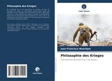 Philosophie des Krieges的封面
