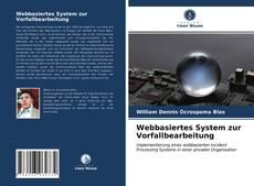 Couverture de Webbasiertes System zur Vorfallbearbeitung