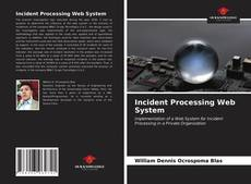 Borítókép a  Incident Processing Web System - hoz