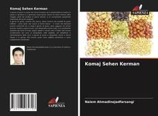Bookcover of Komaj Sehen Kerman