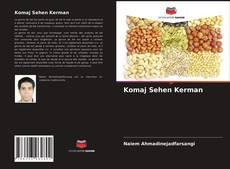 Buchcover von Komaj Sehen Kerman