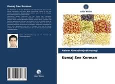 Capa do livro de Komaj See Kerman