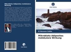 Обложка Mikrobiota Adipositas molekulare Wirkung