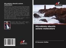 Microbiota obesità azione molecolare的封面