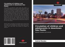 Couverture de Circulation of children and adolescents in downtown São Paulo: