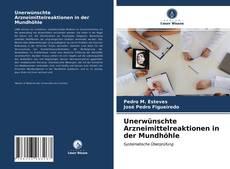 Capa do livro de Unerwünschte Arzneimittelreaktionen in der Mundhöhle