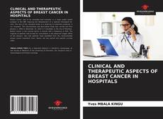 Couverture de CLINICAL AND THERAPEUTIC ASPECTS OF BREAST CANCER IN HOSPITALS