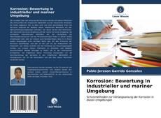 Korrosion: Bewertung in industrieller und mariner Umgebung kitap kapağı