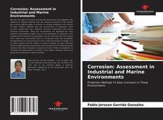 Bookcover of Corrosion: Assessment in Industrial and Marine Environments