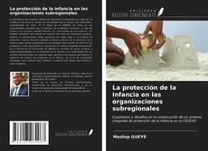 La protección de la infancia en las organizaciones subregionales的封面