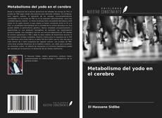 Bookcover of Metabolismo del yodo en el cerebro
