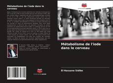 Bookcover of Métabolisme de l'iode dans le cerveau