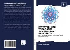 ЕСТЕСТВЕННАЯ ТОПОЛОГИЯ ХИМИЧЕСКИХ КЛАСТЕРОВ kitap kapağı