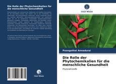 Die Rolle der Phytochemikalien für die menschliche Gesundheit的封面