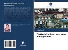 Copertina di Elektronikschrott und sein Management