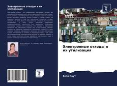 Электронные отходы и их утилизация kitap kapağı