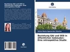 Bookcover of Beziehung QAI und SED in öffentlichen Gebäuden: Eine retrospektive Studie
