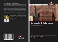 Portada del libro de La scuola di Salamanca