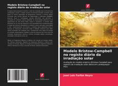 Bookcover of Modelo Bristow-Campbell no registo diário da irradiação solar