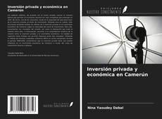 Couverture de Inversión privada y económica en Camerún