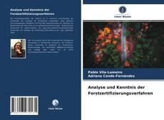 Bookcover of Analyse und Kenntnis der Forstzertifizierungsverfahren