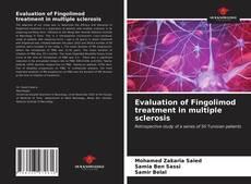 Borítókép a  Evaluation of Fingolimod treatment in multiple sclerosis - hoz