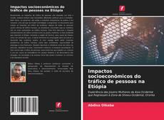 Portada del libro de Impactos socioeconômicos do tráfico de pessoas na Etiópia
